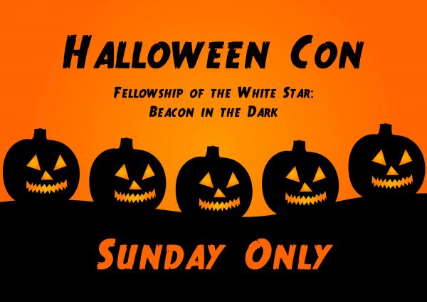 Halloween Con